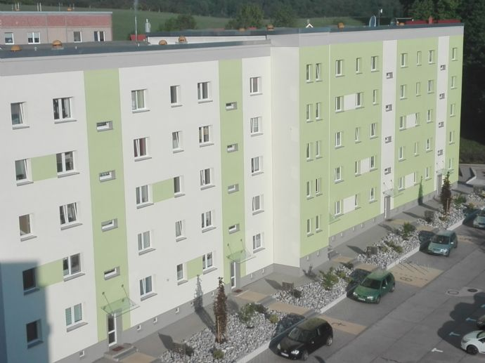 3-Raum-WE saniert mit geräumigen Balkon