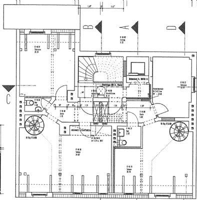 Grundriss Gobbinstraße 14 - Dachgeschoss -1