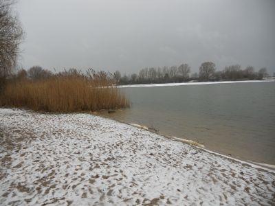 Grundstück am nördlichen Ufer