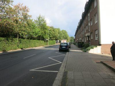 Dornbuschhegge Zufahrt