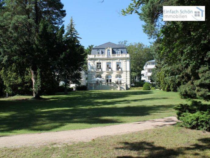 Villa Bleichröder sucht neuen Residenten