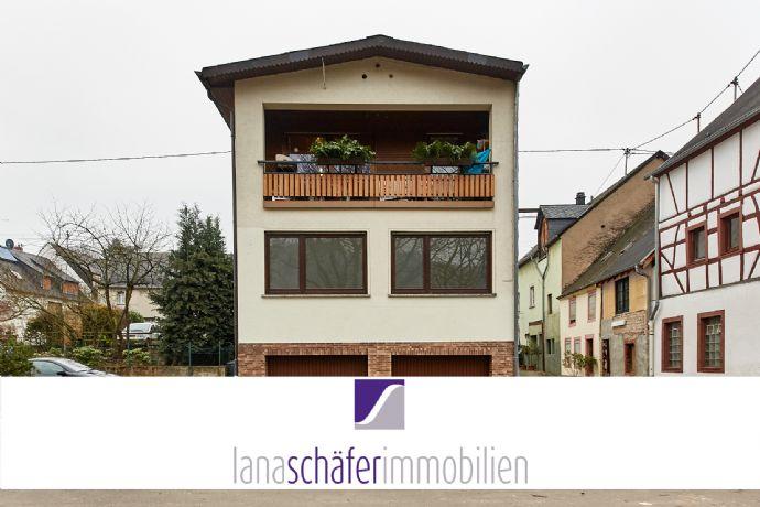 Brauneberg: Wohn- und Geschäftshaus an der Mosel