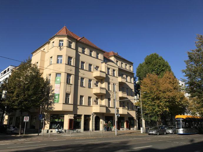 Moderne trifft Geschichte Citylage in Leipzig