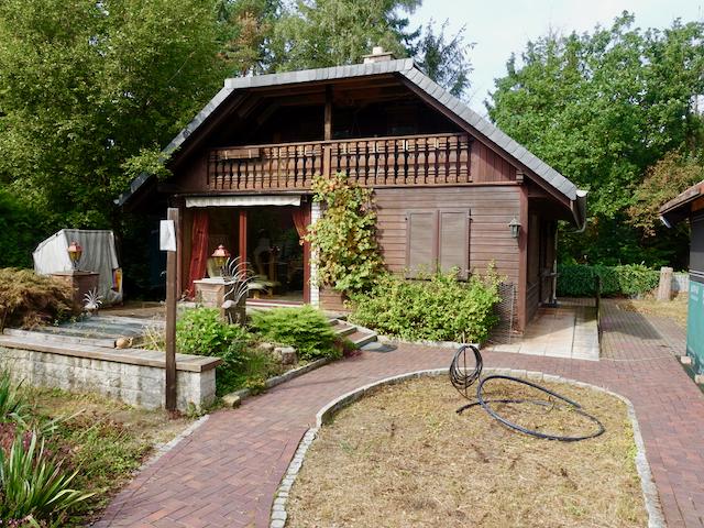 Reserviert - Traumhaftes Holzhaus auf Eigenland