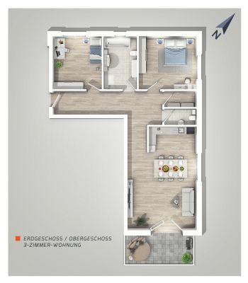 3 Zimmer Wohnung Pfalzgrafenweiler 3 Zimmer Wohnungen Mieten Kaufen