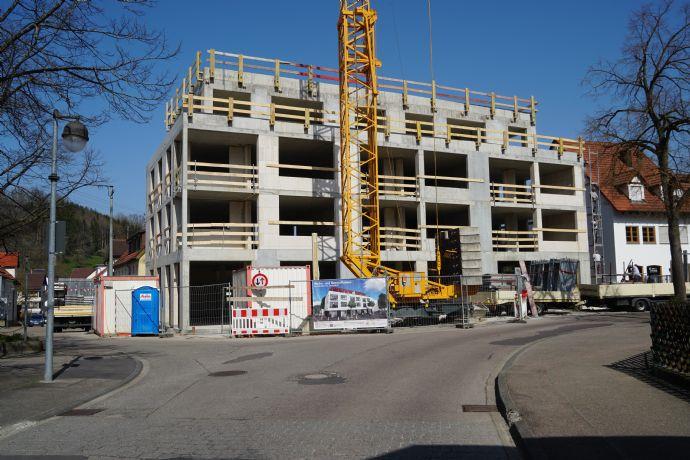 Hochwertige 4-Zimmer-Neubauwohnung im 1. OG mit ca. 115,33 m² Wohnfläche!
