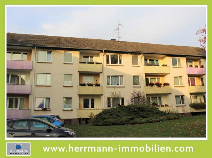 Frisch renovierte 3-Zimmer-Wohnung in der Kernstadt Bad Münder