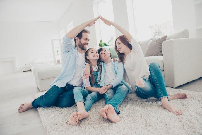 Wohlfühlen braucht ein Zuhause - 4-Zimmer-Wohnung