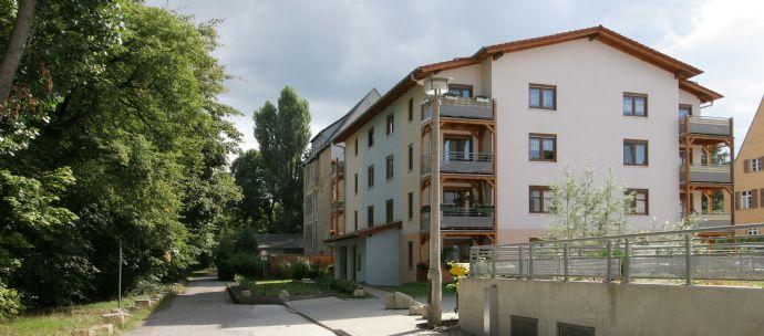 Seniorengerechte Wohnung in Seniorenhaus