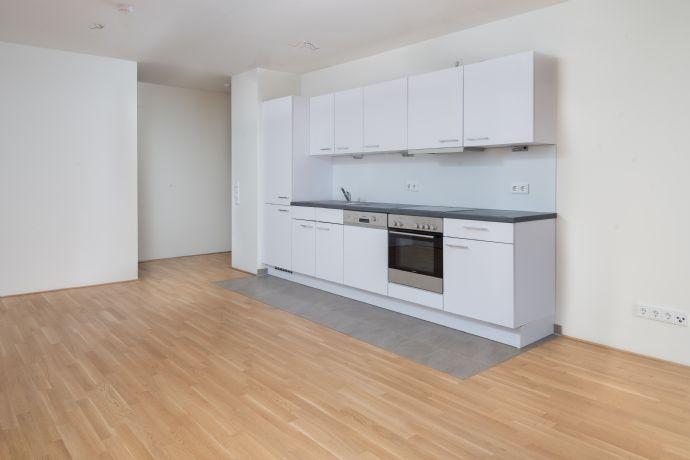 Offene Küche und großer Balkon! Zwei Zimmerwohnung in der Neustadt ab sofort!