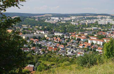 Die letzten Grundstücke im Baugebiet Kaimberger Straße in Gera-Zwötzen