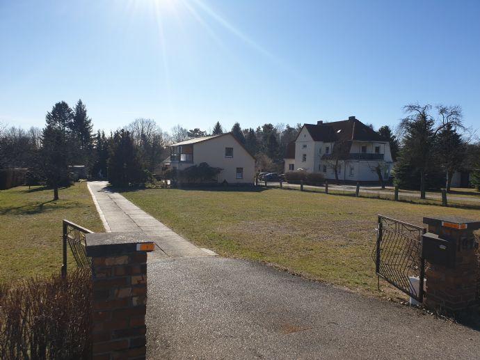 Bauträgerfrei - Verkauf Baugrundstück für 1 oder auch 2 Einfamilienhäuser in Hoyerswerda-Dörgenhausen - JETZT INFORMIEREN !