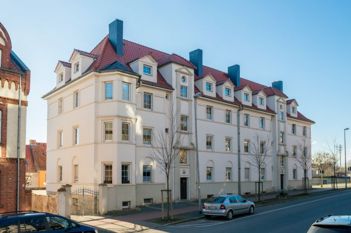 Es gibt kein vergleichbares Angebot in Quedlinburg und Umgebung - TOP Anlageobjekt Mehrfamilienhaus mit ca. 5% Rendite