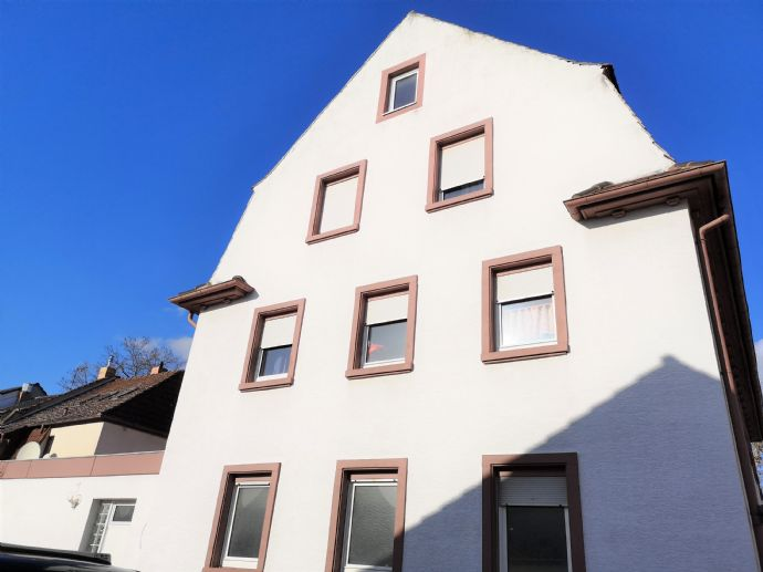 Mehrfamilienhaus in Ludwigshafen Gartenstadt.