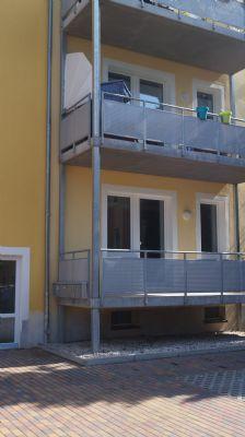 Balkon Innenhof