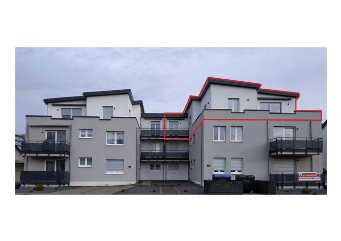 Neubau! Penthousewohnung in Konz Könen
