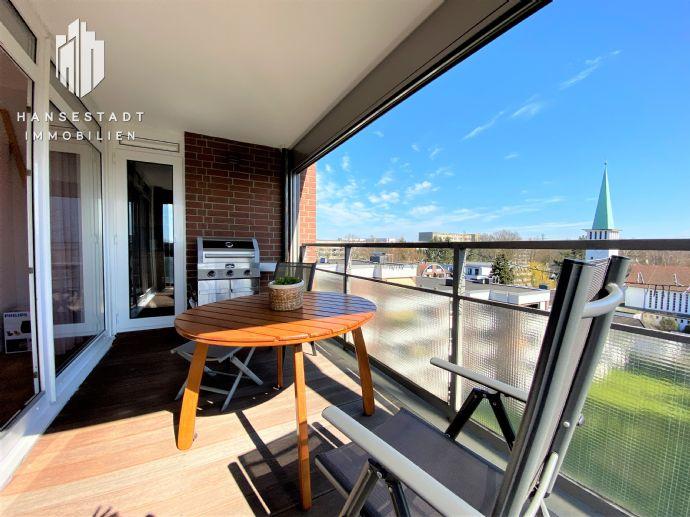 Blick ins Grüne! Hochwertige Eigentumswohnung mit Balkon & Tiefgarage