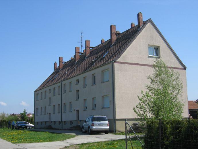 2-Raum-Wohnung - saniert -