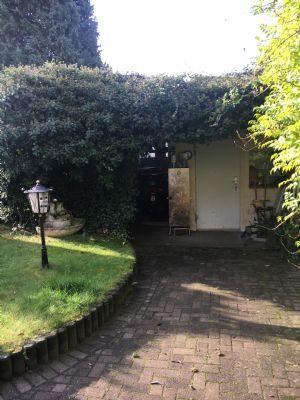 Garten, Ansicht Werkstatt