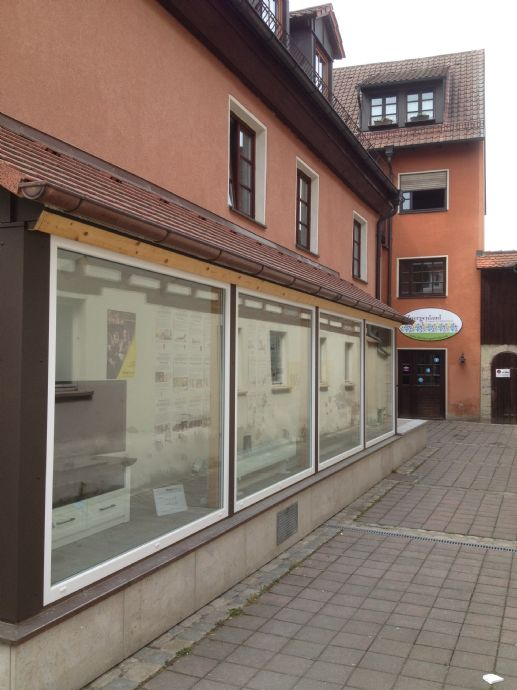 Tagungs-, Ausstellungs- und Besprechungsräumlichkeiten