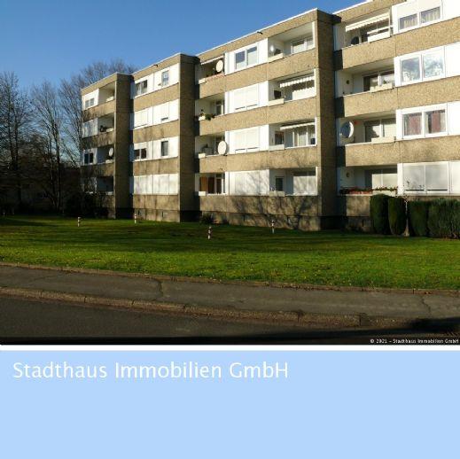 Dortmund-Berghofen: Vermietete 3 Zimmerwohnung nur für Kapitalanleger!