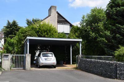 Schnäppchen am Steinberg in Langen - Freistehendes Architektenhaus mit 599 qm GrdSt. - Preisgünstig wegen Wohnrecht im EG