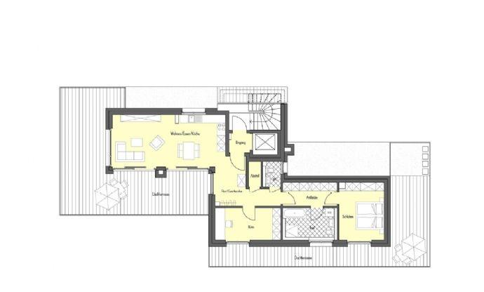 3 Zimmer Wohnung in Würzburg (Sanderau)