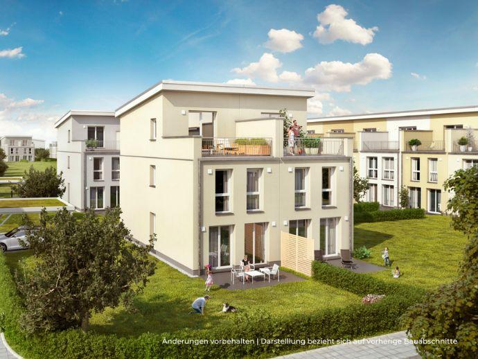 Stadthaus CITRUS besticht mit cleverem Grundriss auf 123 m² Wohnfläche