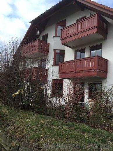 2 Zimmer-Wohnung in idyllischer Lage von Bannewitz