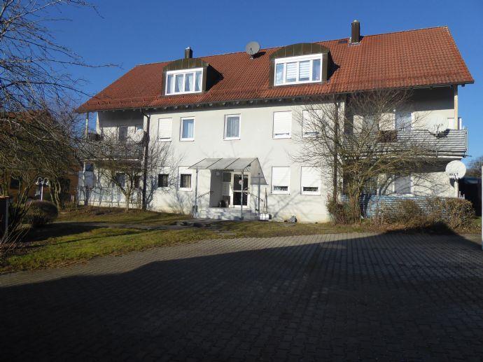 Top Angebot für Kapitalanleger, Mehrfamilienhaus mit 6 Wohneinheiten in Dombühl