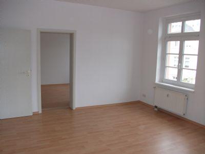 Wohnzimmer mit Zugang Schlafzimmer