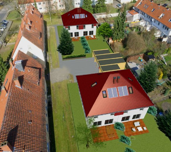 VERKAUFT - Ihr großzügiges modernes Haus!