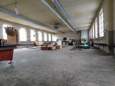 Fürth Halle, Fürth Hallenfläche