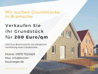 Grundstücke in Bramsche gesucht - 200 Euro/qm