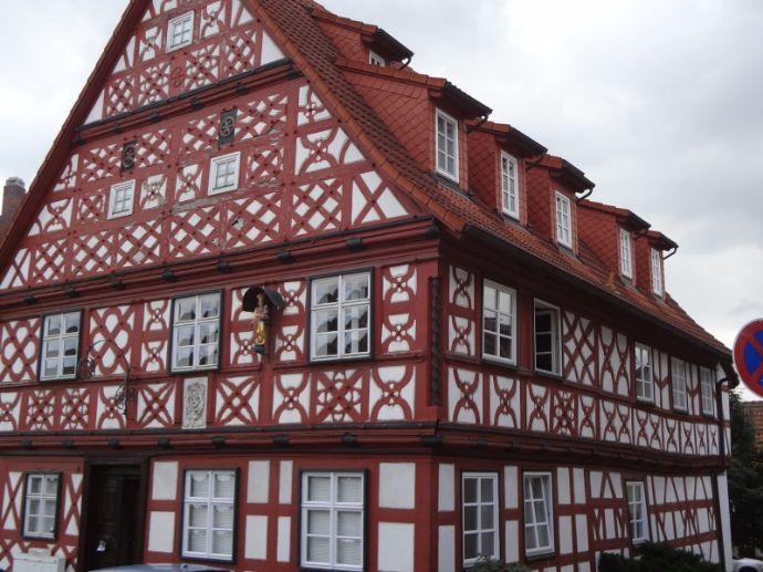 Wunderschönes, historisches Fachwerkhaus, gut vermietet!