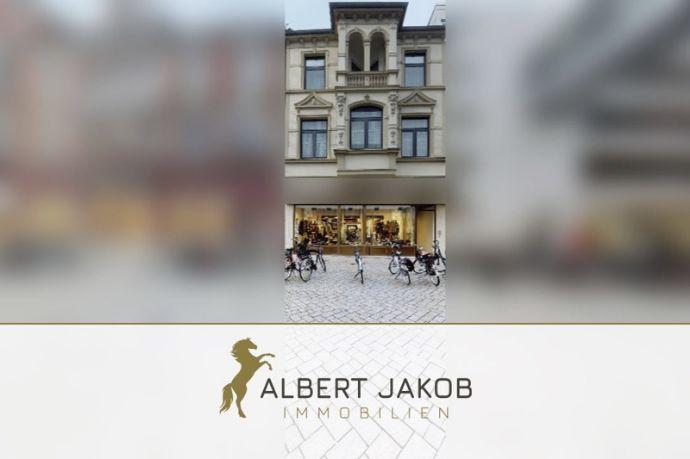 Gute Rendite mit Jugendstil geprägtem Wohn-/Geschäftshaus in Oldenburgs Innenstadt