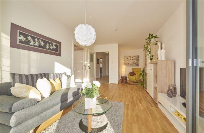 Exklusive 3-Zimmer-Wohnung im Betreuten Wohnen Aiterhofen