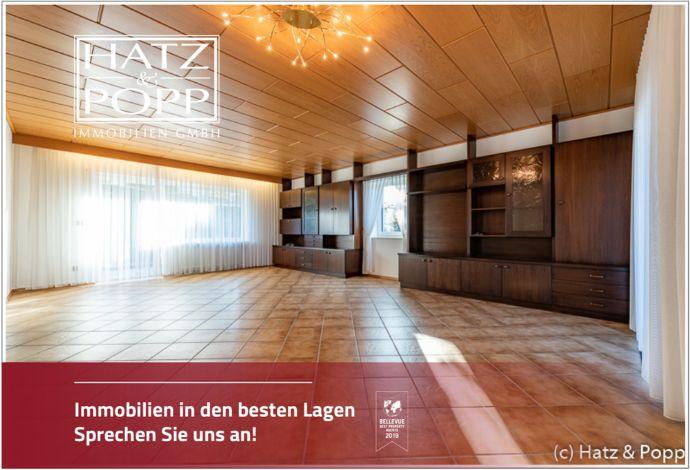 Hatz & Popp - Zweifamilienhaus im Stadtzentrum mit Weitblick