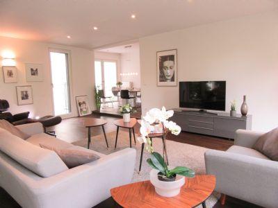 Wunderschöne 3,5-R-Wohnung mit traumhaftem Balkon, Vollaustattung, Bestlage im Nordend