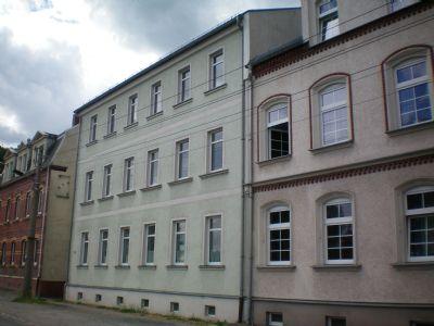 Diagonalansicht Haus