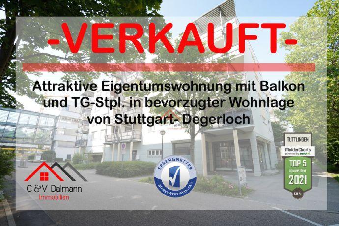Attraktive Eigentumswohnung mit Balkon und