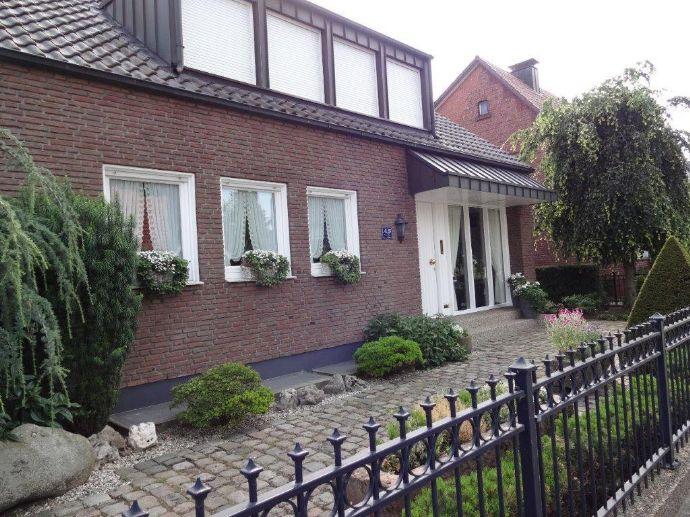 Einfamilienhaus im altdeutschen Stil in Vreden