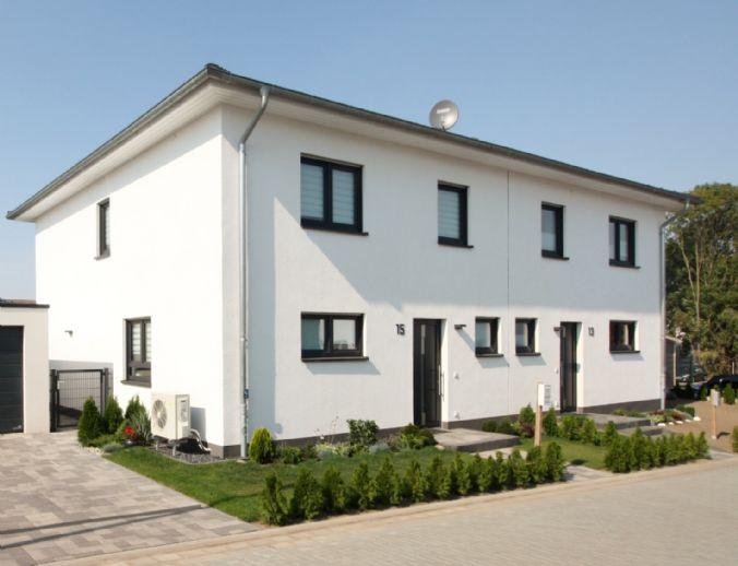 Doppelhaushälfte in Irxleben