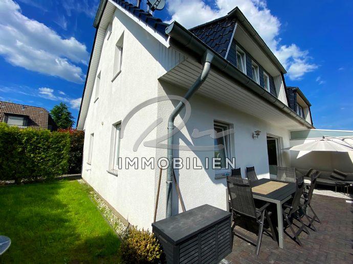Hochwertige und Attraktive Doppelhaushälfte mit 109m² Wohn- und Nutzfläche im idyllischen Barsbüttel