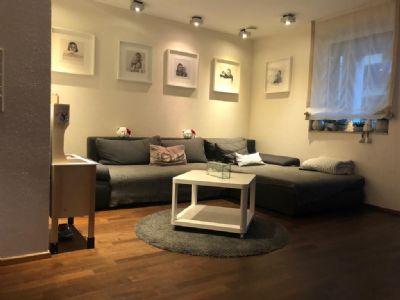 3-Zimmer-Wohnung mit Garten und Einbauküche