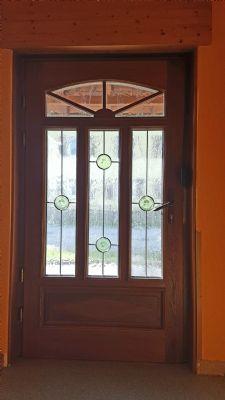 Anbau Eingangstür