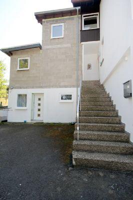 Der Zugang zu Apartments 1 bis 4