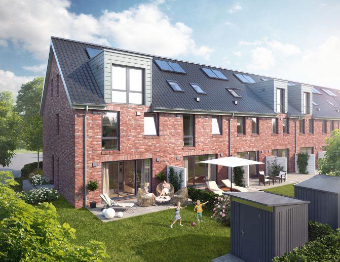 Großes Eckhaus mit Garten in gefragter, ruhiger Lage in Burg-Grambke
