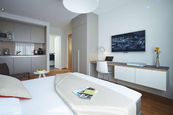 Möbliertes S Apartment in Frankfurt