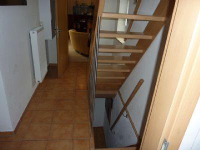 Flur mit Treppen